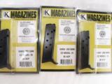 Czech CZ70 32 Auto Magazine Triple K 8 round .32 ACP XM2018M - 1 of 11