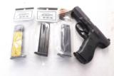 Lot of 3 Magazines SW99 9mm Magnum Research Factory 15 Shot High Capacity Smith & Wesson 99 990 Walther 99QA Magnum Research 99Fast Action $39 per on