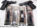 3 Smith & Wesson 5906 Magazines 10 Shot Mec-Gar 3x$29 New Blue S&W models 59 459 659 5903 5906 5946 Star 28 30 Kel-Tec SUB 2000 - 1 of 7
