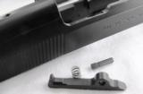 Beretta 92FS M9 Factory Extractor Assembly 9mm Blue C52258 with Spring Pin Red Loaded Chamber Indicator any 92 series 92, 92SB, 92SBF, 92F, 92FS, 92A1 - 6 of 7