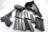 Lots of 3 or more Magazines Walther P-38 9mm P-1 Factory 8 Shot G-VG Condition German Federal Police P38 P1 Clip $33 per on 3 or more 3x$26 - 2 of 14