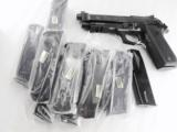 Lots of 3 or more Taurus PT92 PT99 Magazines 15 Shot 9mm Asian Blue Steel NIB PT-92 PT-99 Clip for PT92C can be fitted for PT911 PT915 PT917 - 8 of 8