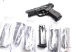 Lots of 3 or more Smith & Wesson 10 Shot Walther S&W Factory Magazines SW99 .40 caliber Walther 990 99QA XM2796503 Unfired Unissued 40 cal. Magnum Res - 9 of 9