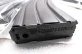 3 Colt AR15 Magazines .223 AR-15 Unissued 30 Round C-Products GI AR15 M16 R6600 LE6900 Bushmaster Kel-Tec 223 Remington 5.56 NATO Caliber$13 per on- 7 of 11