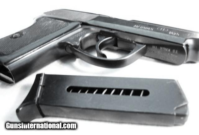 Radom Polish P64 Pistol Factory 6 Shot Magazine 9x18 Makarov Caliber