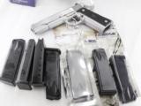 Lots of 3 or more Para Ordnance P14 Magazines P1445 .45 ACP 14 Shot Mec Gar AFC Anti Friction Teflon Coated NIB Fits P-14 Para-Ordnance Pistols P1445A - 1 of 5