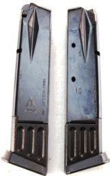 Lots of 3 or more Magazines for Sig Sauer Sigarms model P228 / 229 Ten Shot 9mm Mec Gar NIB MecGar Clip for P-228 P-229 P229 CA MA Compliant $33 per o - 2 of 4