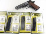 Star model BKS 9mm Triple K 8 Shot Blue Steel Magazine NIB BKS only no B no BM no BKM no BS XM752M - 1 of 10
