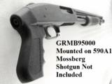 Mossberg Factory Cruiser Grip 12 gauge Model 500 535 835 590 Black GRMB95000 - 10 of 12