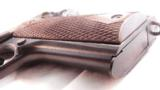 Colt Government Factory Rosewood Grips any Full Size 1911 Double Diamond Checkered New 2007 Production 45 Automatic 38 Super Standard Grip Frame no C - 4 of 6