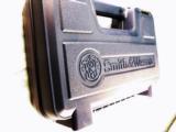 Box S&W Blue Factory Plastic Case Small Medium Handguns- 4 of 5
