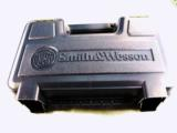 Box S&W Blue Factory Plastic Case Small Medium Handguns- 3 of 5