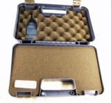 Box S&W Blue Factory Plastic Case Small Medium Handguns- 2 of 5