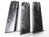 Lots of 3 or more Sig Sauer .40 S&W P226 Factory 12 Shot Magazines VG LE Marked ca. 2002 $29 per on 3 or more - 7 of 8
