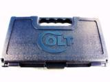 Colt Factory Blue Box Plastic Case New 1911 & Similar- 4 of 6