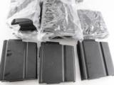 Lots of 3 or more Springfield Armory M1A .308 Norinco M14 10 Shot Magazines New KCI Korean Blue Steel M1-A M-14 Ten Round CA OK $13 per on 3 or more- 9 of 13