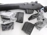 Lots of 3 or more Springfield Armory M1A .308 Norinco M14 10 Shot Magazines New KCI Korean Blue Steel M1-A M-14 Ten Round CA OK $13 per on 3 or more- 1 of 13