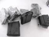 Lots of 3 or more Springfield Armory M1A .308 Norinco M14 10 Shot Magazines New KCI Korean Blue Steel M1-A M-14 Ten Round CA OK $13 per on 3 or more- 13 of 13