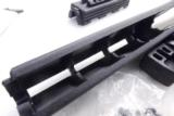 SKS Rifle Stock Tapco 6 Position Black Polymer Collapsible New with Picatinny Rail Forend type 56 59/66- 3 of 14