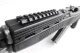 SKS Rifle Stock Tapco 6 Position Black Polymer Collapsible New with Picatinny Rail Forend type 56 59/66- 9 of 14