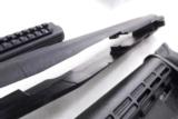 SKS Rifle Stock Tapco 6 Position Black Polymer Collapsible New with Picatinny Rail Forend type 56 59/66- 4 of 14