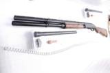 Remington Shotgun 9 Shot Magazine Extension 12 gauge models 870 1100 1187 XMCMT010405 Choate Machine Tool with Clamp & follower Blue Steel 9 Shot for- 14 of 15
