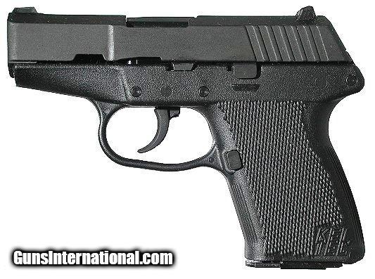 Kel-Tec 9mm Model P-11 Blue & Black Polymer 11 Shot Keltec
