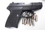 Kel-Tec 9mm Model P-11 Blue & Black Polymer 11 Shot Keltec Teck Tech P11 New Accepts S&W 6906 5906 Magazines PLBBLK 00001- 15 of 15