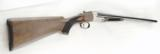 Mossberg International 12 gauge Double Barrel Silver Reserve 3 inch 26 in Single Selective Trigger Nickel Engraved Receiver New Old Stock with 5 Beret - 15 of 15
