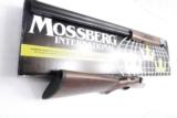 Mossberg .410 Silver Reserve Over & Under 3 inch 26 inch .385 Modified & .375 Full Blue Engraved Silver Gold Inlay Walnut 410 gauge O/U