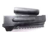 AK47 Tactical Forend Inter Ordnance IOC Black Polymer with 10 slot Picatinny