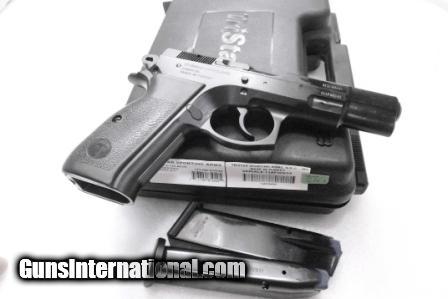 CZ75 Clone Tri Star L120 9mm 18 shot with 2 Mec-Gar 17 Shot
