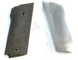 Grips S&W 59 / 659 Michaels Rubber Panels New 1980s Style Smith & Wesson Models 59 459 or 659 Only Uncle Mikes - 4 of 4