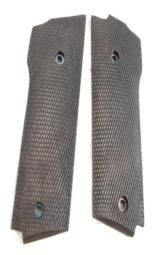 Grips S&W 59 / 659 Michaels Rubber Panels New 1980s Style Smith & Wesson Models 59 459 or 659 Only Uncle Mikes - 1 of 4