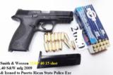 Smith & Wesson .40 MP40 Magazine Safety 16 Shot 1 Magazine 40 S&W Caliber VG to Exc M&P 40 209200- 15 of 15