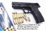 Smith & Wesson .40 MP40 Magazine Safety 16 Shot 1 Magazine 40 S&W Caliber VG to Exc M&P 40 209200- 1 of 15