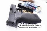 Smith & Wesson .40 MP40 Magazine Safety 16 Shot 1 Magazine 40 S&W Caliber VG to Exc M&P 40 209200- 8 of 15