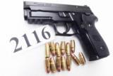 Sig Sauer .357 Sig Caliber P229 DAK Black Stainless 13 Shot Siglite® Night Sights 1 Magazine E29R357BSSDAK- 1 of 13
