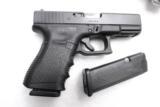 Glock .40 S&W Model 23 Third Generation 14 Shot NIB 2 Magazines 40 Smith & Wesson caliber Gen 3 - 13 of 13