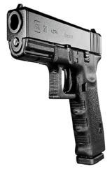 Glock 10mm Model 20 Slim Frame 16 Shot with 2 15 round magazines NIB M20 PF2050203 - 2 of 13