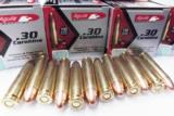 .30 Carbine 250 Round Lot of 5 Boxes Aguila 110 grain FMC Brass Case Full Metal Jacket Remington Affiliate 5x$24.50 - 3 of 14