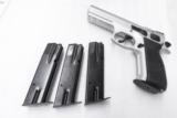 Lots of 3 or more CZ-75 CZ-85 Magazines 15 Shot 9mm 3x$29 EAA Witness FIE Excam TA90 Bernardelli NIB Clip for CZ75 CZ85 $29 per on 3 or more - 1 of 14
