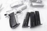 Lots of 3 or more CZ-75 CZ-85 Magazines 15 Shot 9mm 3x$29 EAA Witness FIE Excam TA90 Bernardelli NIB Clip for CZ75 CZ85 $29 per on 3 or more - 14 of 14
