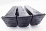 3 Glock Factory Magazines .40 S&W model 22 or .357 Sig model 31 New 10 Shot- 4 of 13