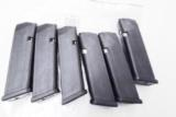 3 Glock Factory Magazines .40 S&W model 22 or .357 Sig model 31 New 10 Shot- 13 of 13