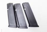 3 Glock Factory Magazines .40 S&W model 22 or .357 Sig model 31 New 10 Shot- 3 of 13