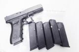 3 Glock Factory Magazines .40 S&W model 22 or .357 Sig model 31 New 10 Shot- 10 of 13