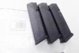 3 Glock Factory Magazines .40 S&W model 22 or .357 Sig model 31 New 10 Shot- 8 of 13