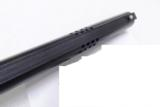Mossberg 12 gauge model 500 Bantam 12 3/4 Buttstock Trench Gun type 18 inch Bright Blue & Checkered Hardwood 3 inch Vented Heat Shield Recoil Pad Exce - 4 of 14