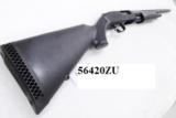 Mossberg 12 gauge model 500 All Purpose Black Matte & Synthetic 3 inch 28 inch .715 Accu-Choke Ported Vent Rib Recoil Pad Excellent Condition Factory- 11 of 13